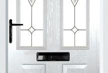 Solidor - Harlech Composite Doors from Timber Composite Doors / Real Doors, real homes featuring the  Harlech Timber Core Composite Doors #timbercompositedoors #solidor #composite doors http://www.timbercompositedoors.com