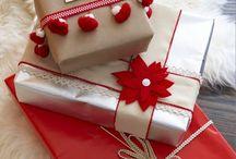 Cadeau's Inpakken