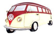 VW Campervan Art / Volkswagen Campervan pictures and prints.
