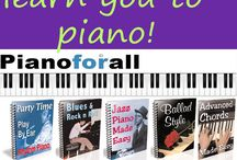 How to easy learn Piano And Keyboards
