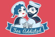 Sea addicted