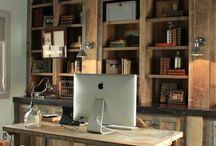 Study/Office / by Carrie Schilman