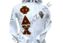Phi Delta Chi Fraternity / Zip-ups , Hoodies, Lined Jackets and much more...