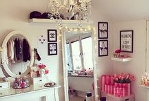Beauty Corner and girlie stuff