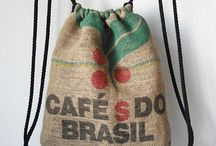 Kaffee Säcke