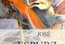 """EXPOSICIÓN """"YO"""" JOSÉ ESPURZ / CARTEL DE LA EXPOSICIÓN"""