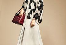 Chic abaya