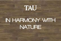 ⇢IN HARMONY WITH NATURE
