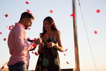 Marriage proposal / romantic marriage proposal