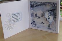 Cards- IndigoBlu Christmas