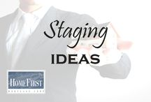 Staging Ideas / Staging Ideas | HomeFirst Mortgage Corp. www.homefirstmortgage.com | #hfm #onestopmortgageprovider