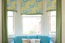 Bay window ideas / by Hilary Fishman Deppe