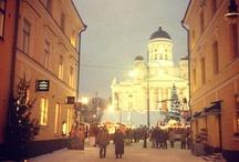 Helsinki / Images of my beautiful hometown Helsinki