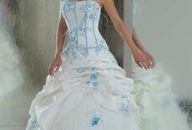 Robe pour mon mariage hihihi =)