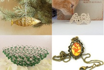The Magnificent Etsy Treasury  / Post any and all Etsy Treasurys here!