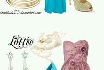 Vêtements/ Tenue / Beaucoup de fringues <3