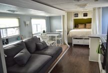 travel trailer makeovers
