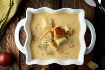FOOD~Soups / by Krystal Prellwitz