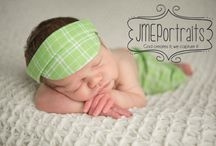 Newborn Photo Props / Clothing and accessories for newborn photography.