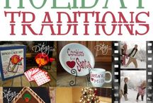 Traditions / by Amber Davis