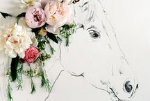 flower draw