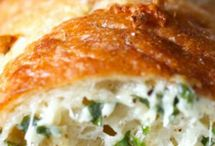 Epic stuffed garlic bread