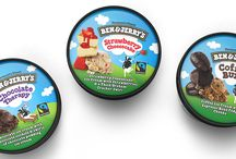 Ice Cream Brand and Packaging Design / Looking at Ice Cream Brand and Packaging Design from around the World