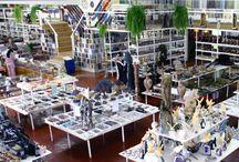Onde comprar minerais e gemas / Lojas, barraquinhas e outros lugares bacanas para comprar minerais e gemas.