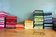 Fabric Storage / by Amy Ellis
