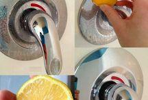 utilidade com limão
