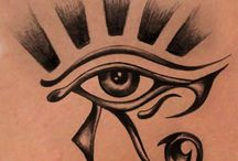 Símbolos oko H