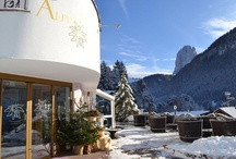White Gateways / The most luxurious Alpine retreats from the #ItalyTraveller collection.