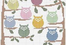 Cross stitch / by Robert-Jessica Page