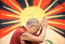 HH Dalai Lama / by Denise Marie