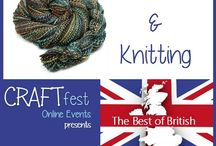 #CRAFTfest - Crochet & Knitting Category - Sept 2016 / International sellers with stalls in the Crochet & Knitting category of the September #CRAFTfest Event share with us their creations. http://www.craftfest-events.com/uk-events.html and http://www.craftfest-events.com/pride-of-america-form.html