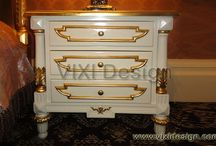 Nightstand / Luxury nighstand