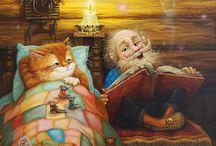 Chats d'Alexander Maskaev