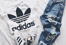 στυλ adidas