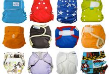 cloth diapering / by Carrie
