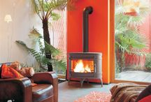 Inspirations 2014/2015 / Need some fireplace/stove inspiration? Join us! ;)