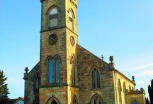 Churches / by Ann Lister