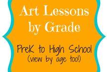 Art Lesson Plans/Ideas