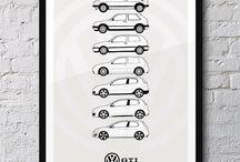 Das auto / Golf GTi 16V Mk2