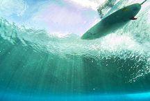 surfing wave♡