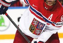 Hokej+český tým