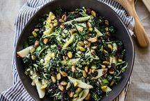 SALADS / Recipes for delicious leafy-greens and vegetable salads.