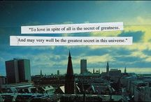 """Post Secret / Discovering """"post secret"""" made my life so much better / by Leslie williams"""