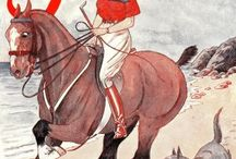 Vintage Equestrian