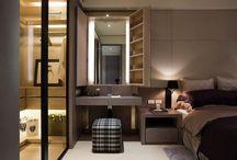 Yatak odası VE şifonyer