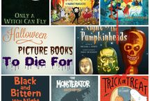 Boo Halloween! / Awesome Halloween ideas! Books, crafts, costumes, party, swag. Everything! / by Rebecca Grabill